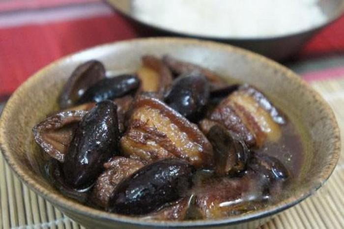 Món ăn dân dã từ trám đen – đặc sản Cao Bằng không thể bỏ qua11 bm
