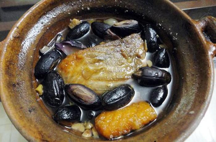 Món ăn dân dã từ trám đen – đặc sản Cao Bằng không thể bỏ qua12 bm