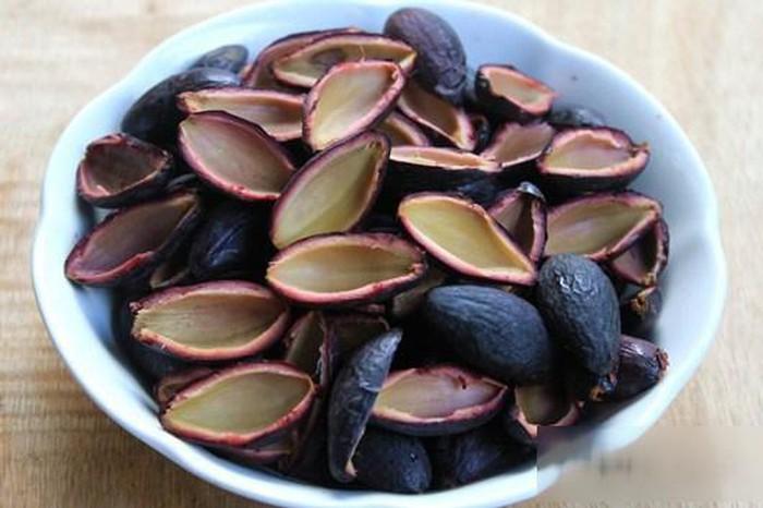 Món ăn dân dã từ trám đen – đặc sản Cao Bằng không thể bỏ qua2 bm