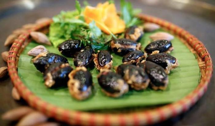 Món ăn dân dã từ trám đen – đặc sản Cao Bằng không thể bỏ qua8 bm